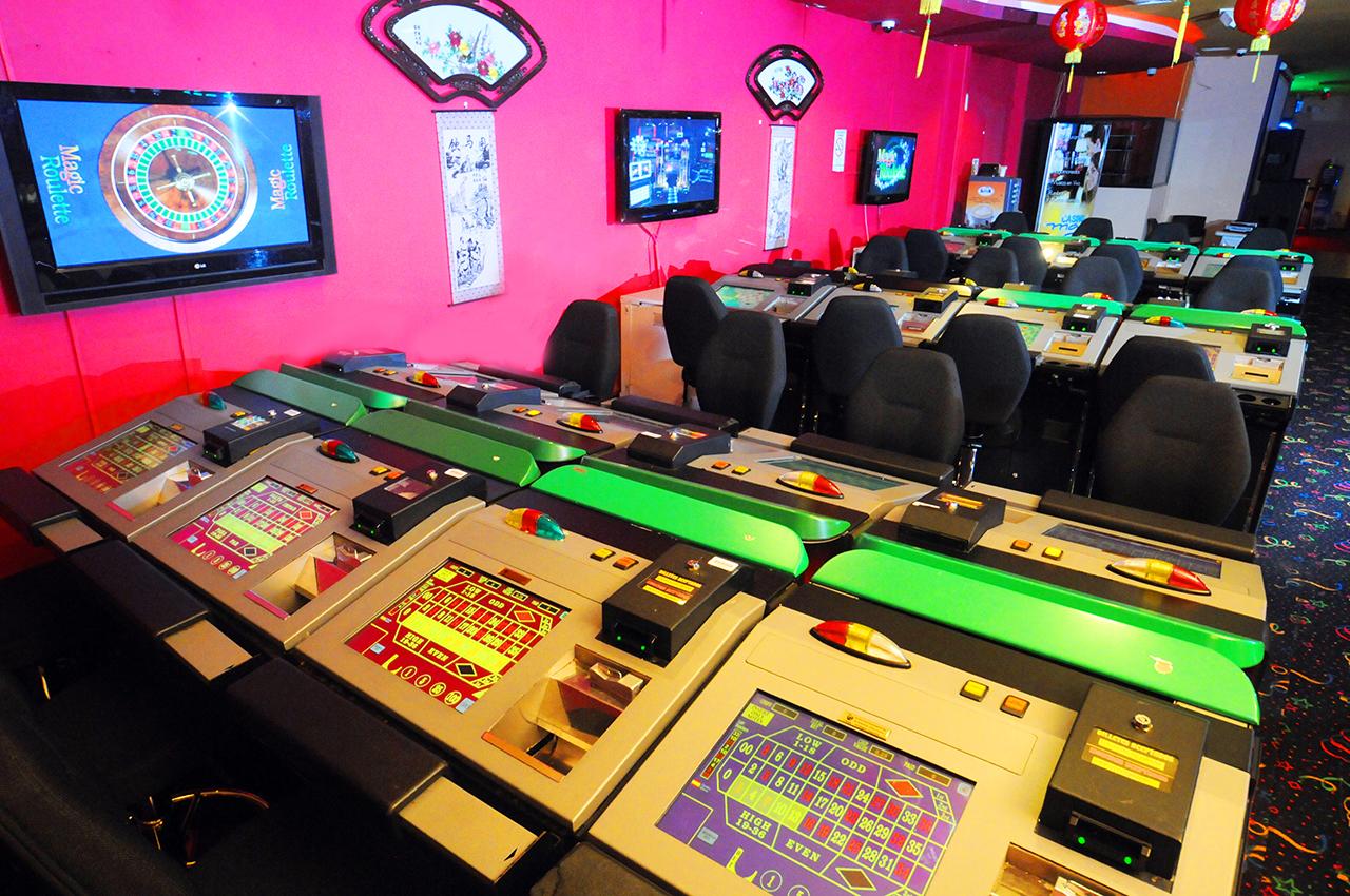 Fantastic Centro Comercial El Dorado - Juegos