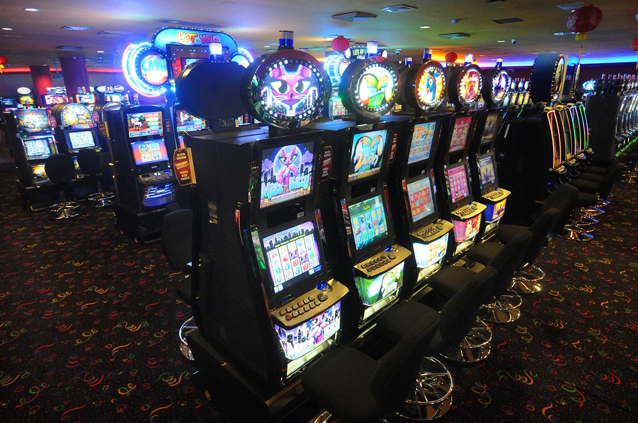 Fantastic Centro Comercial El Dorado - Slots